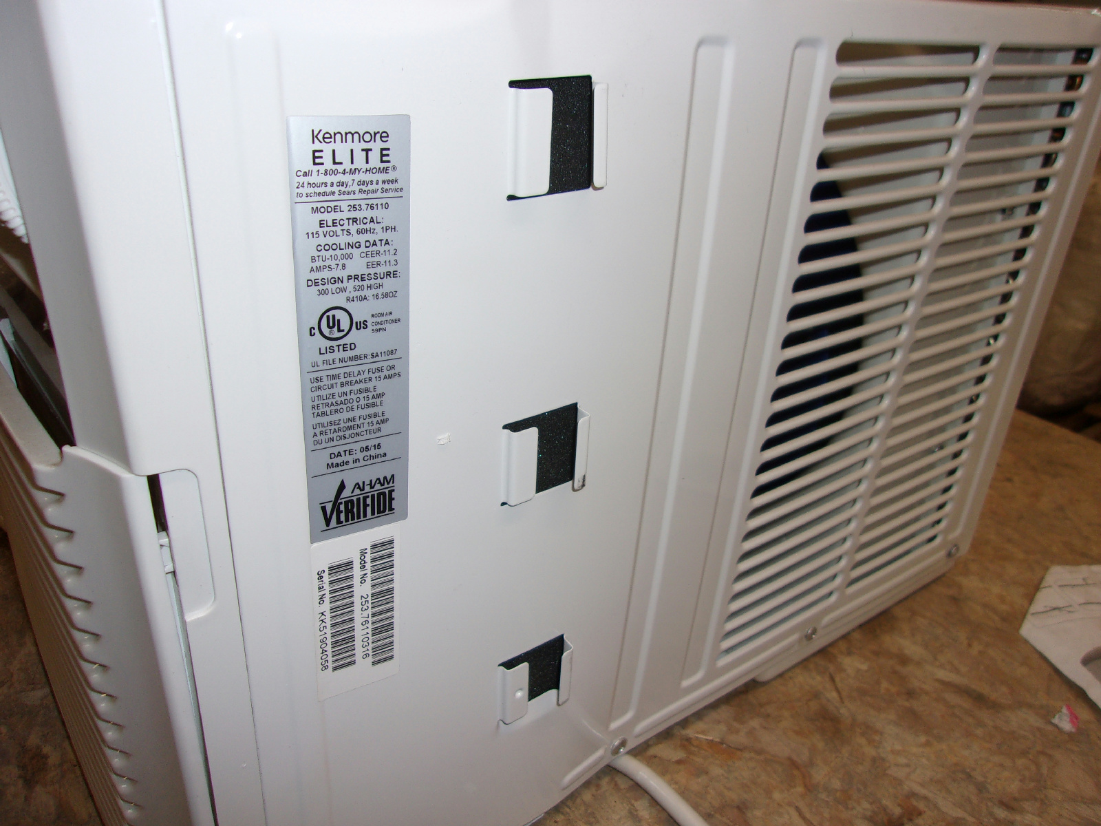 #684A30 Kenmore 10 000 BTU 115V Window Mounted Mini Compact Air  Reliable 12728 Kenmore 10000 Btu Portable Air Conditioner wallpaper with 1600x1200 px on helpvideos.info - Air Conditioners, Air Coolers and more