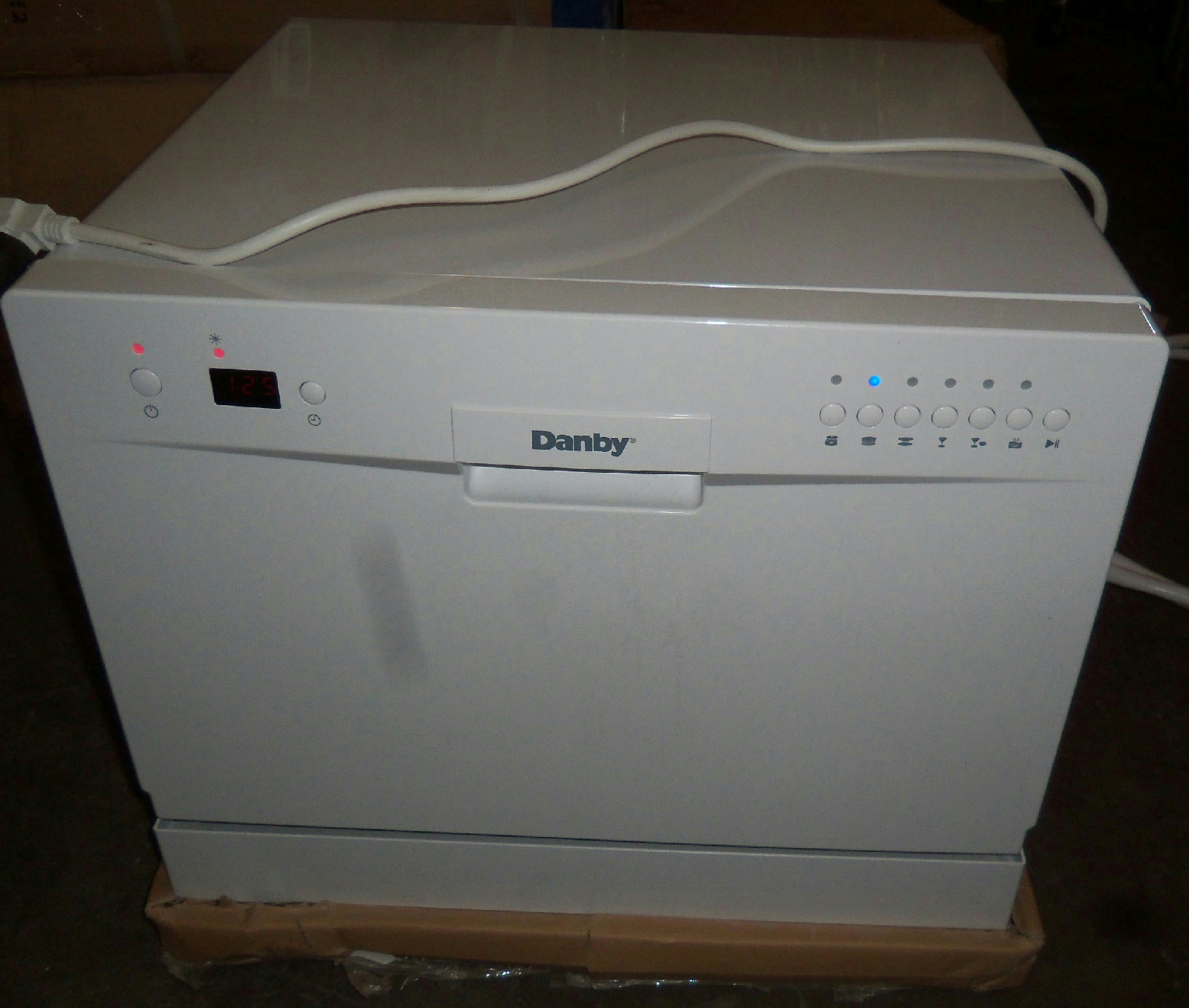Countertop Dishwasher Manufacturers : ... manufacturer. The item does not carry any manufacturer warranty, even