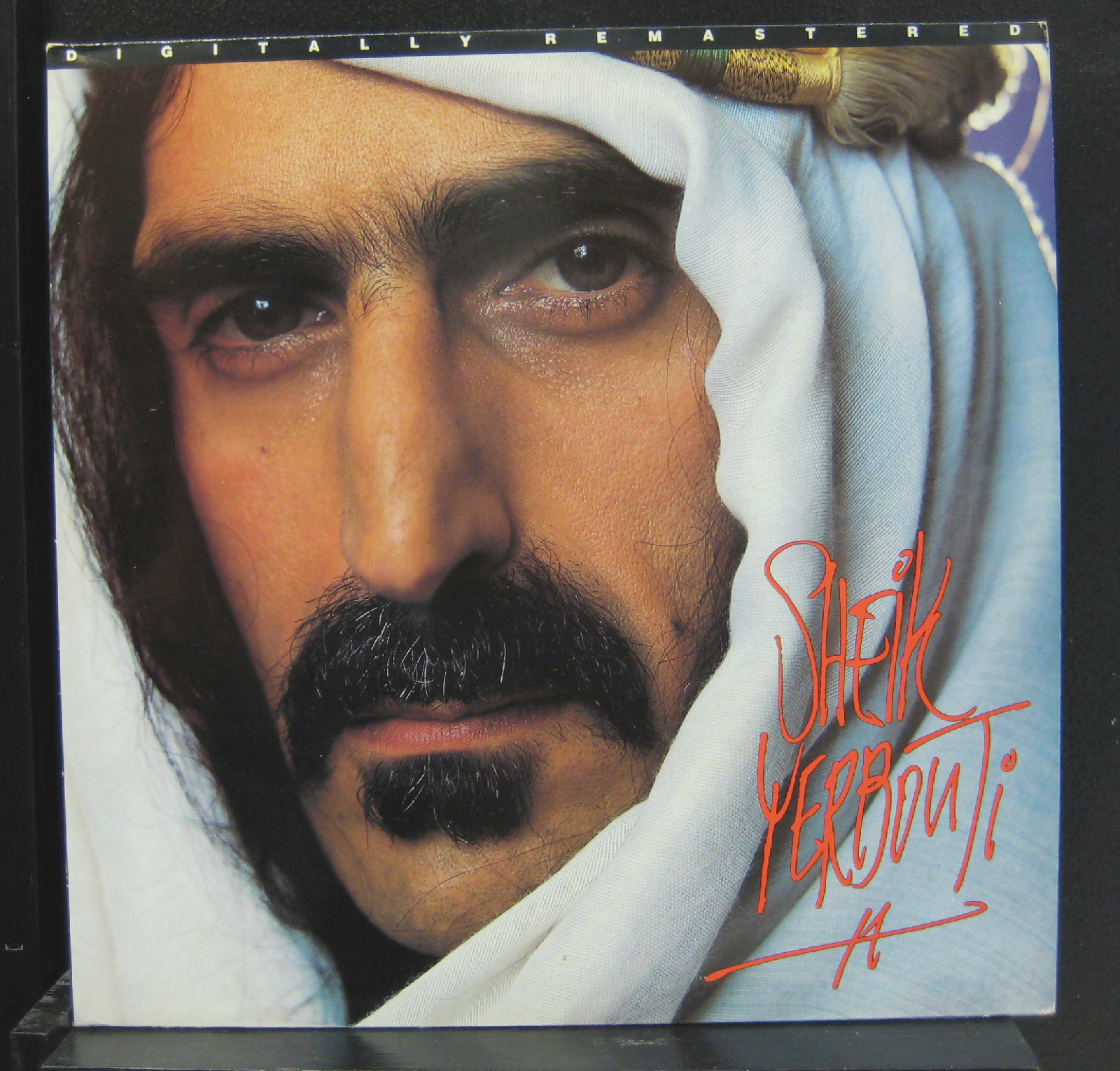 Frank Zappa Sheik Yerbouti 2 Lp Mint En 5001 Emi