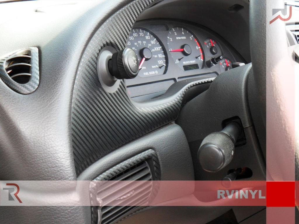 Rdash Dash Kit For Ford Mustang 2001