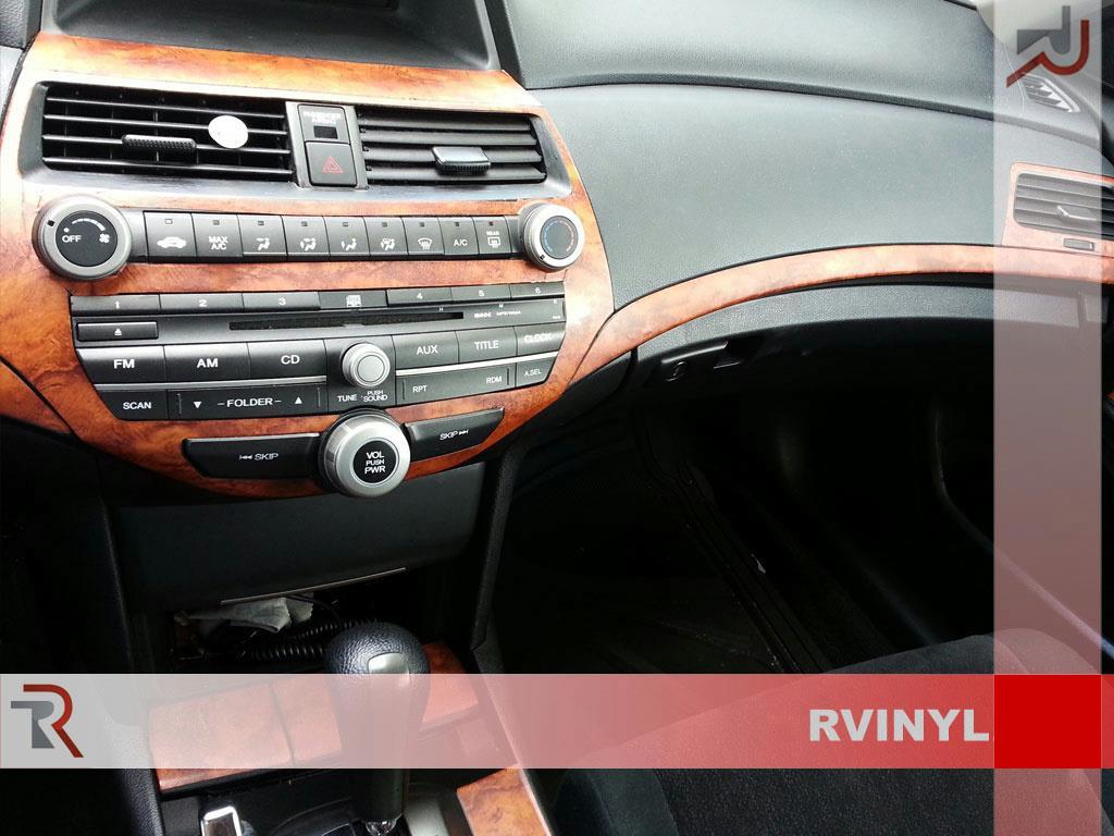 rdash dash kit for pontiac g8 2008 2009 auto interior decal trim ebay. Black Bedroom Furniture Sets. Home Design Ideas