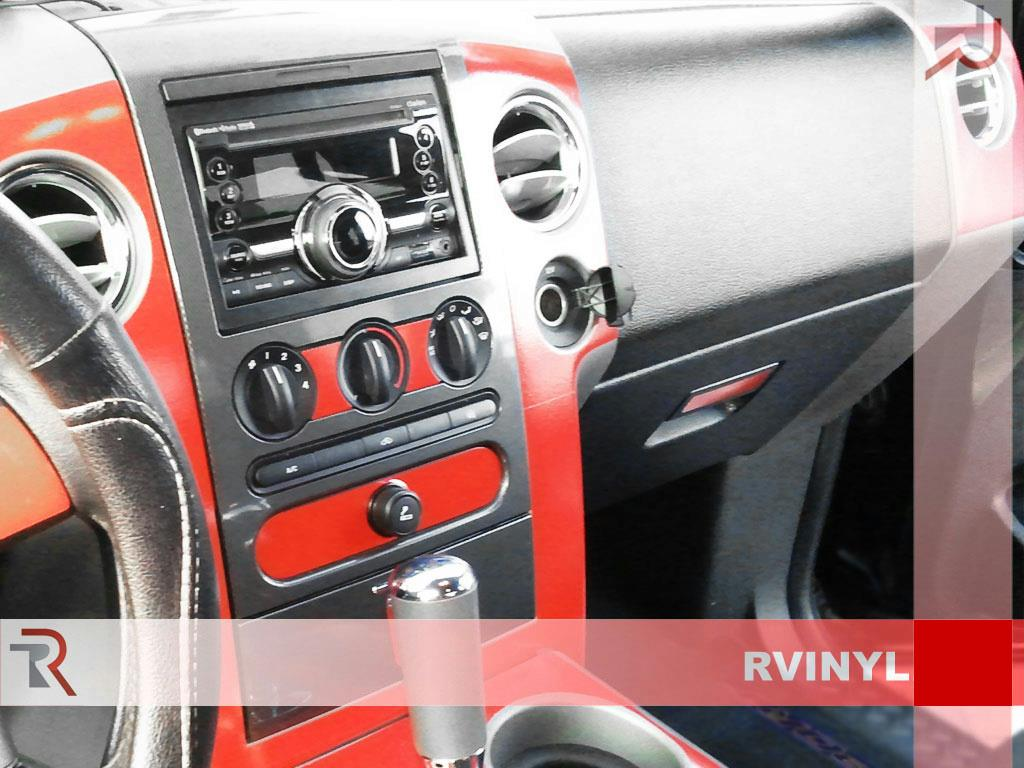 rdash dash kit for ford edge 2009 2010 auto interior decal trim ebay. Black Bedroom Furniture Sets. Home Design Ideas