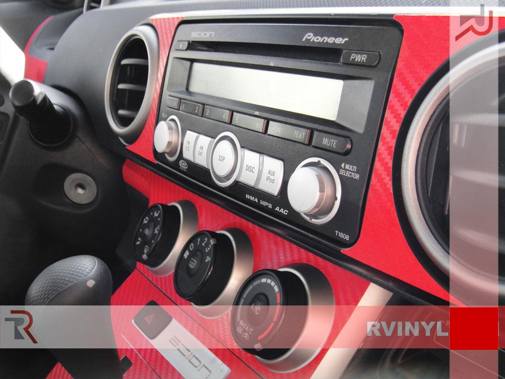 rdash dash kit for scion xb 2008 2015 auto interior decal trim ebay. Black Bedroom Furniture Sets. Home Design Ideas