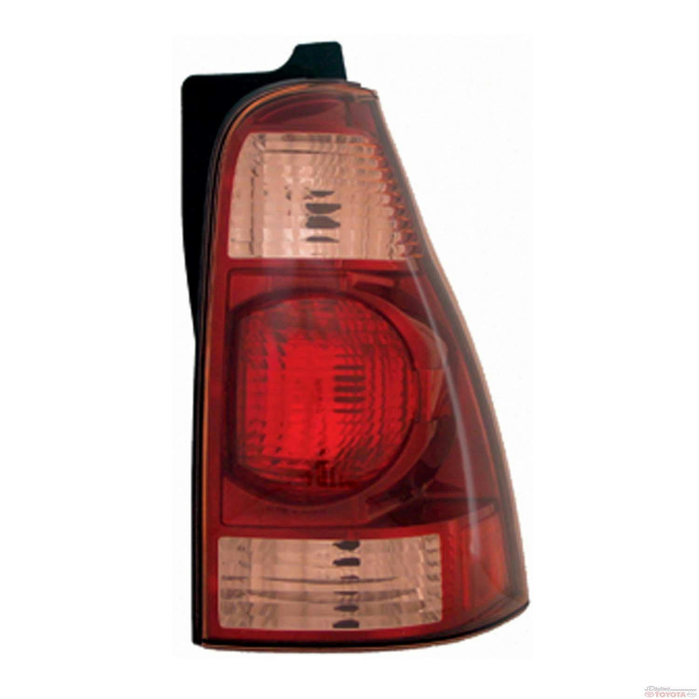 TO2801147 81551-35310 Right Passenger Side Tail Light Assembly For 2003-2005 TOYOTA 4RUNNER