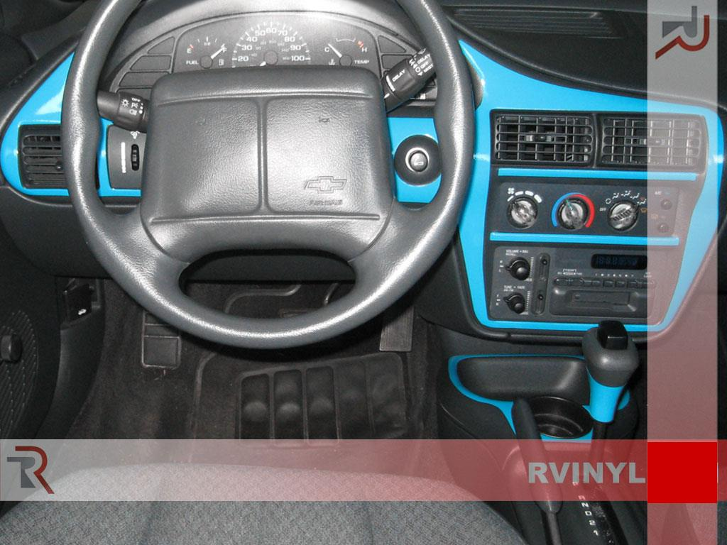 Cavalier 99 chevy cavalier : Rdash Dash Kit for Chevrolet Cavalier 1995-1999 Auto Interior ...