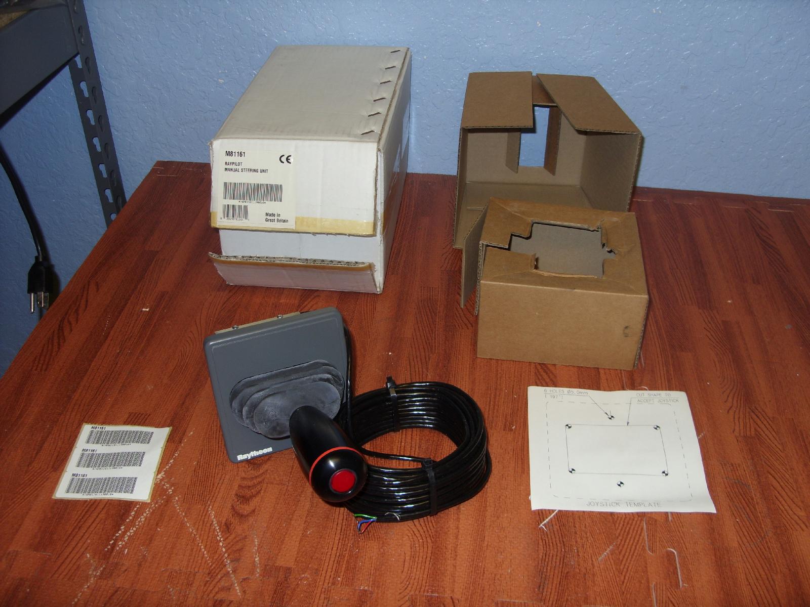 autopilot raymarine ebay