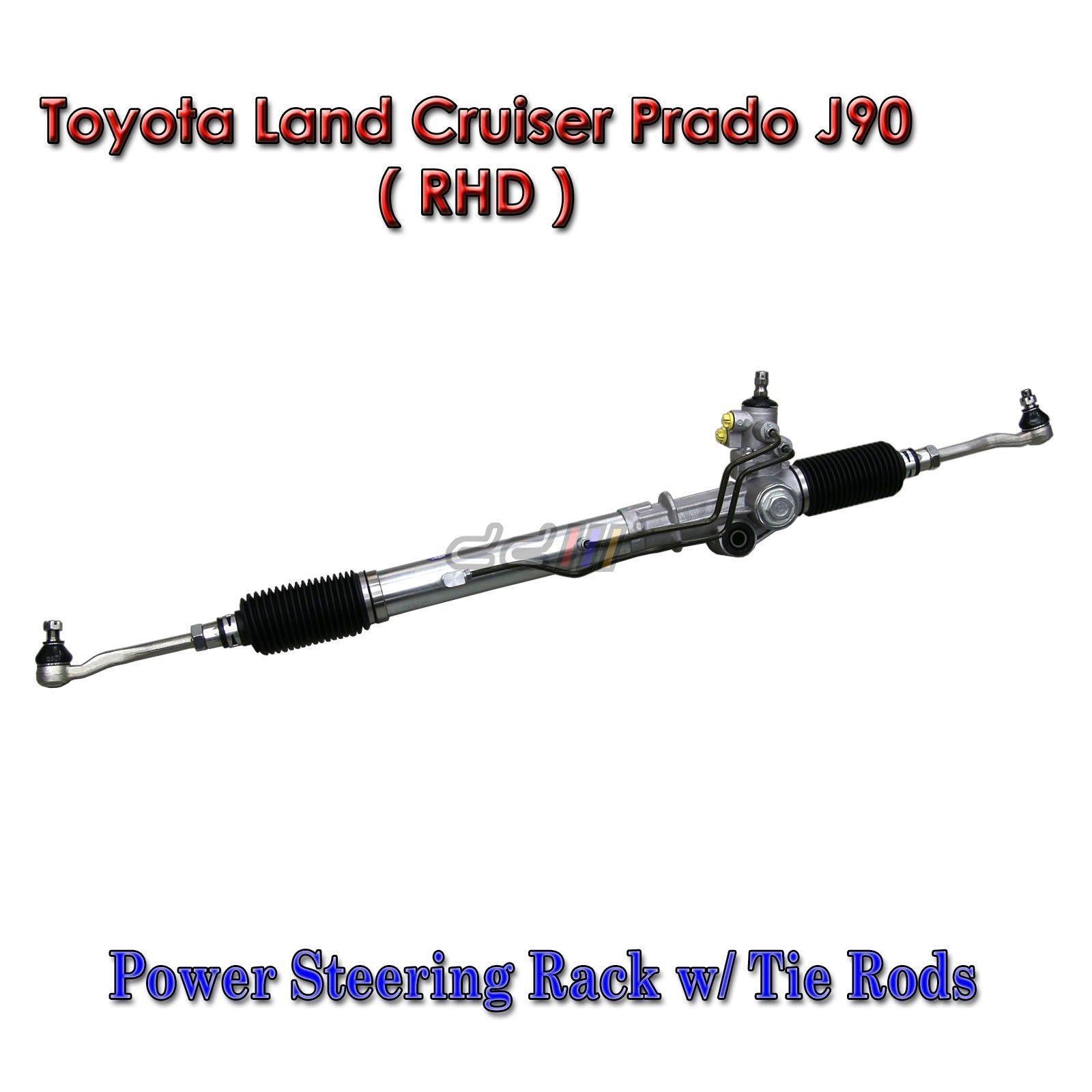 land cruiser 90 series prado model manual