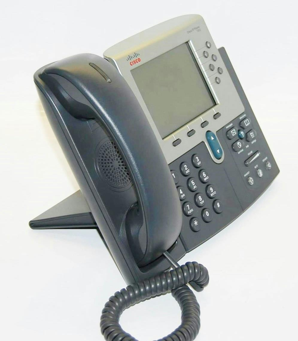 Cisco Systems Cisco Unified Ip Phone 7962 Spare CP-7962G