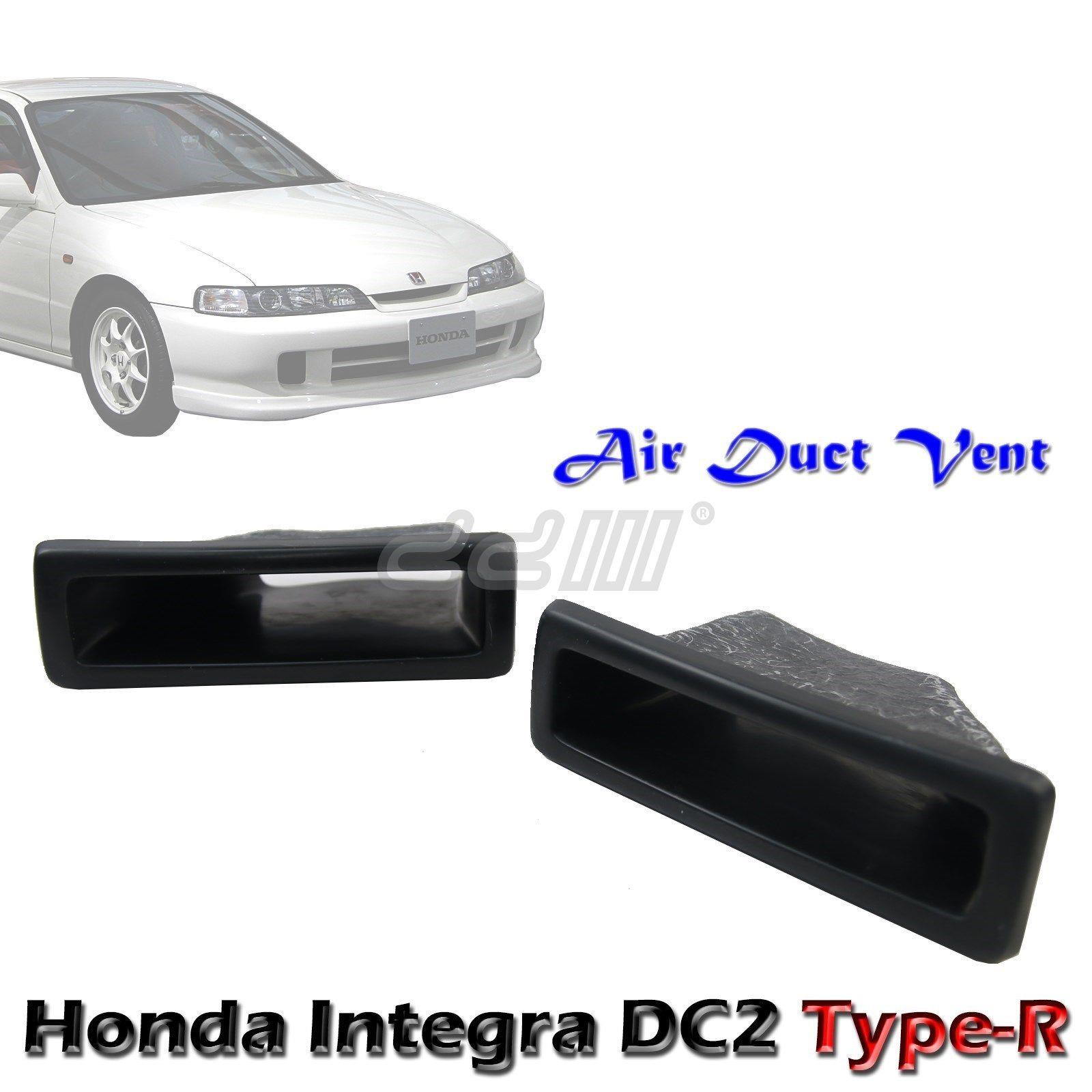 honda acura integra dc2 type r 1997 2001 frp front cooling. Black Bedroom Furniture Sets. Home Design Ideas