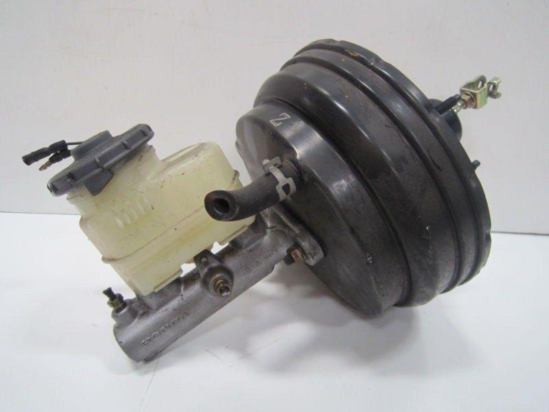 jdm brake booster  master cylinder  acura dc bc  abs integra type  ebay