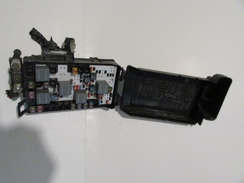 ford edge l v under hood relay fuse box block warranty click to close full size item description 2009 ford edge under hood relay fuse box