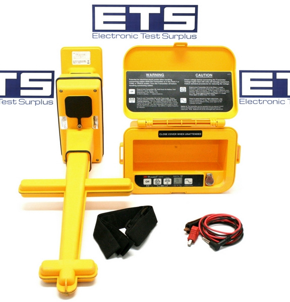 3m Cable Fault Locator : M dynatel cable fault locator