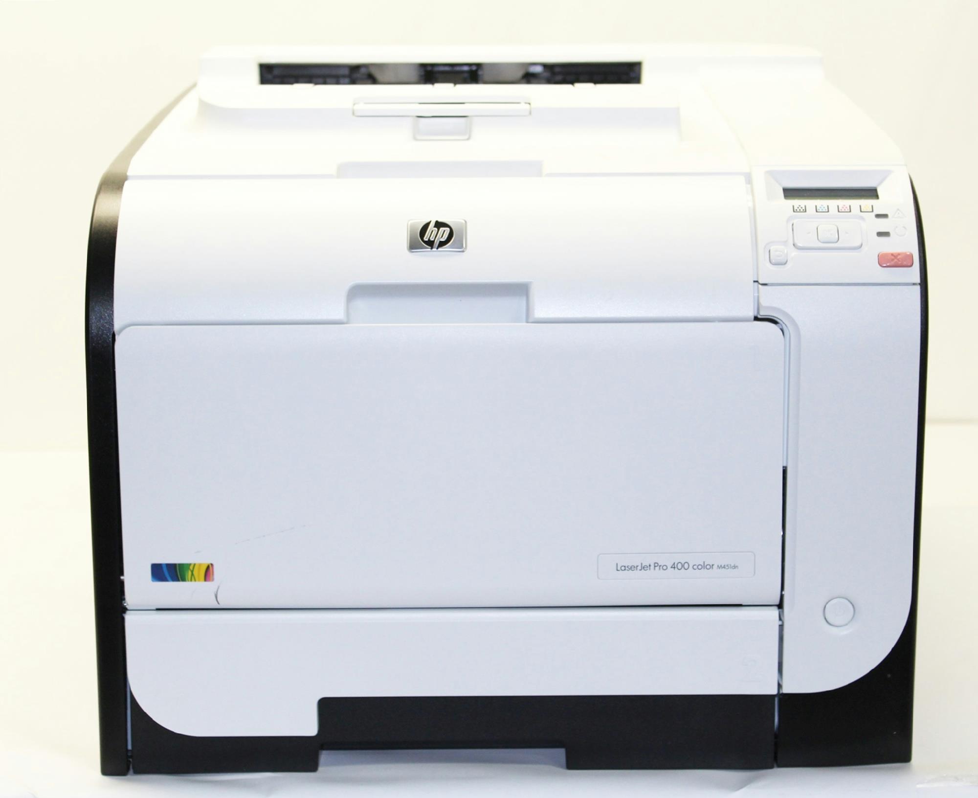 hp laserjet pro 400 m451dn printer ce957a bgj for parts. Black Bedroom Furniture Sets. Home Design Ideas