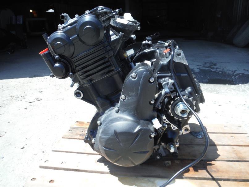 14 Kawasaki Ninja 650 Engine Motor Ran Well 4 232 Miles