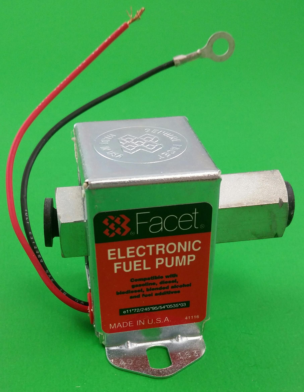 Kohler 278760 249409 249862 Generator Facet Fuel Pump   eBay