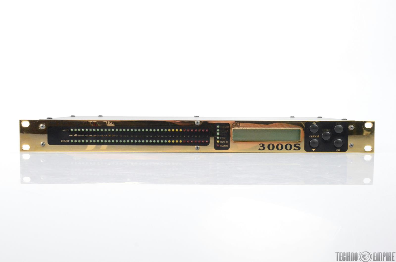 DB TECHNOLOGIES / LAVRY 3000S 24/96K Digital Optimizer Audio Processor #25704