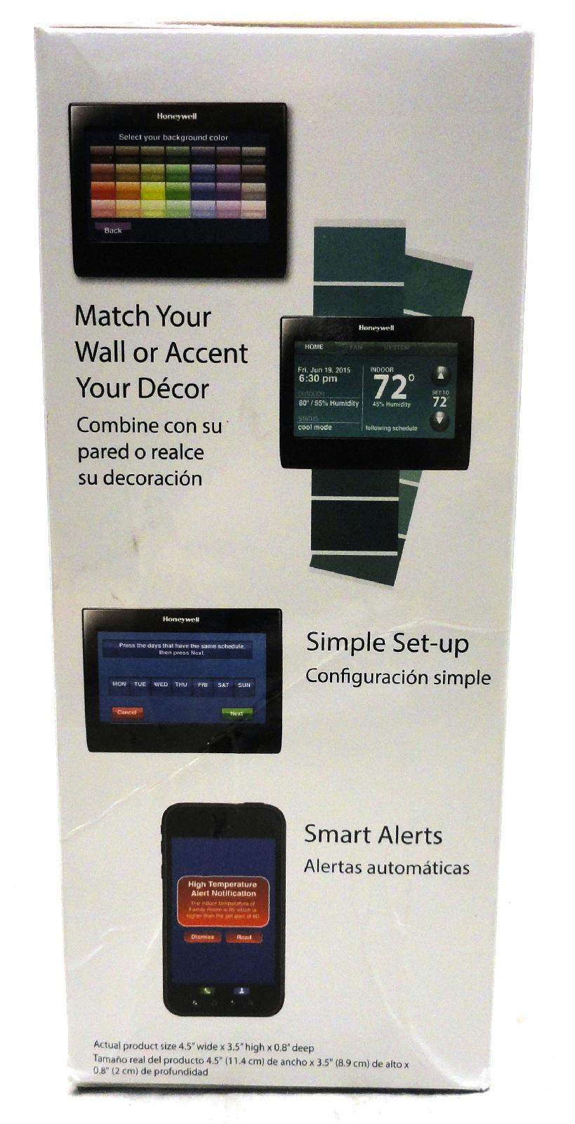 honeywell rth9590wf wi fi smart thermostat wtih voice control ebay. Black Bedroom Furniture Sets. Home Design Ideas