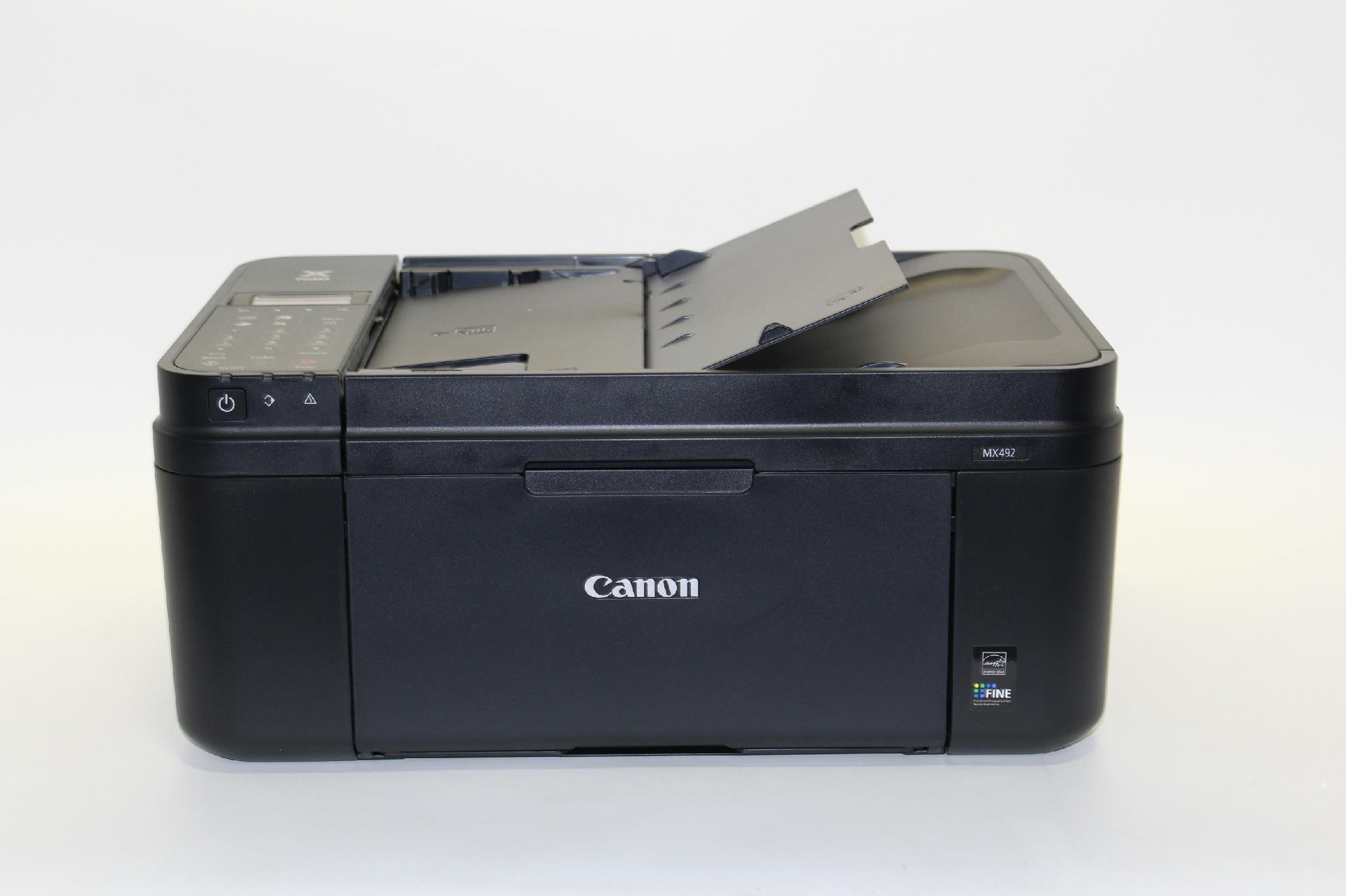 Canon pixma mx492 wireless office all in one inkjet for Canon printer templates
