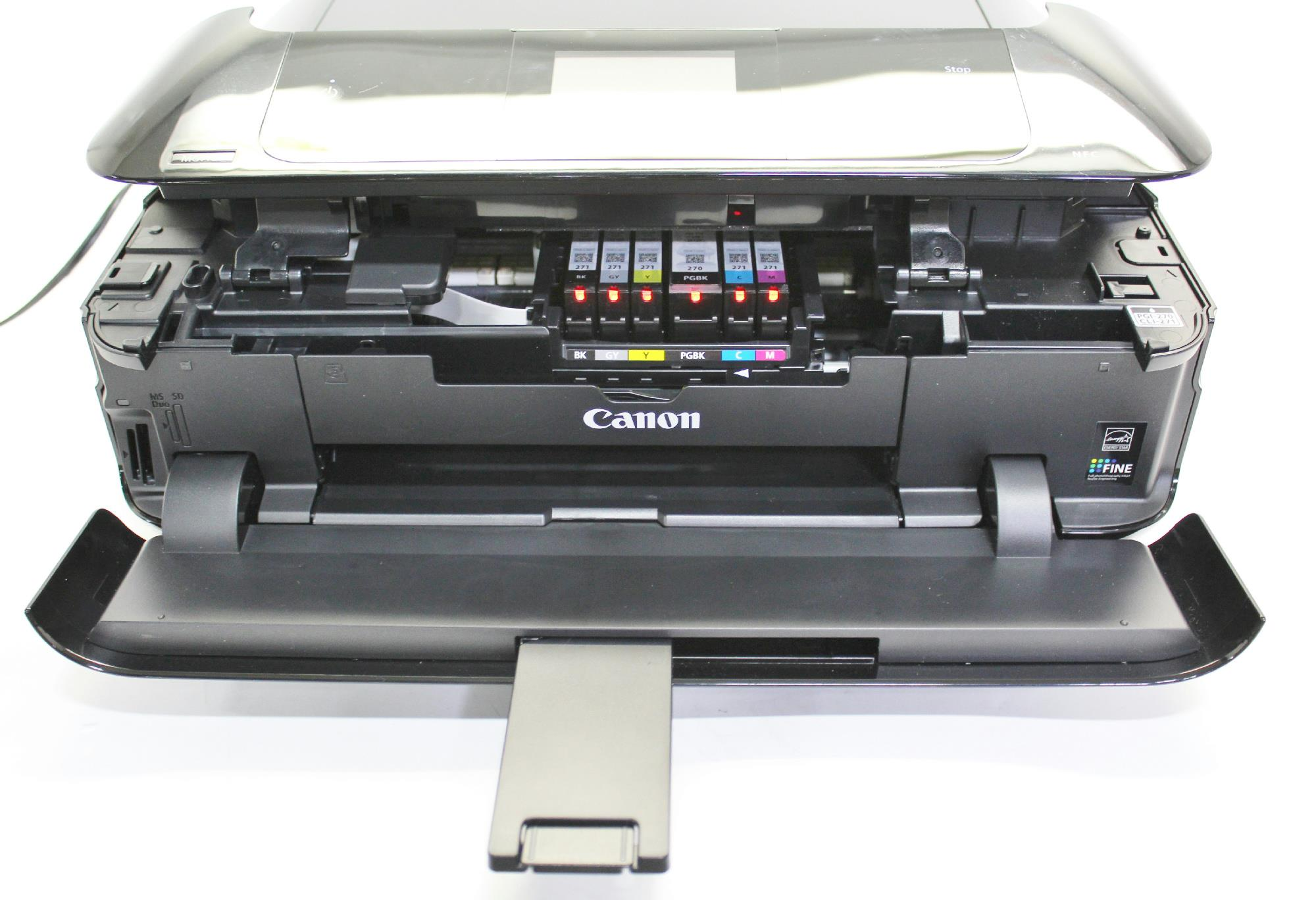 Canon pixma mg7720 wireless inkjet photo all in one for Canon printer templates
