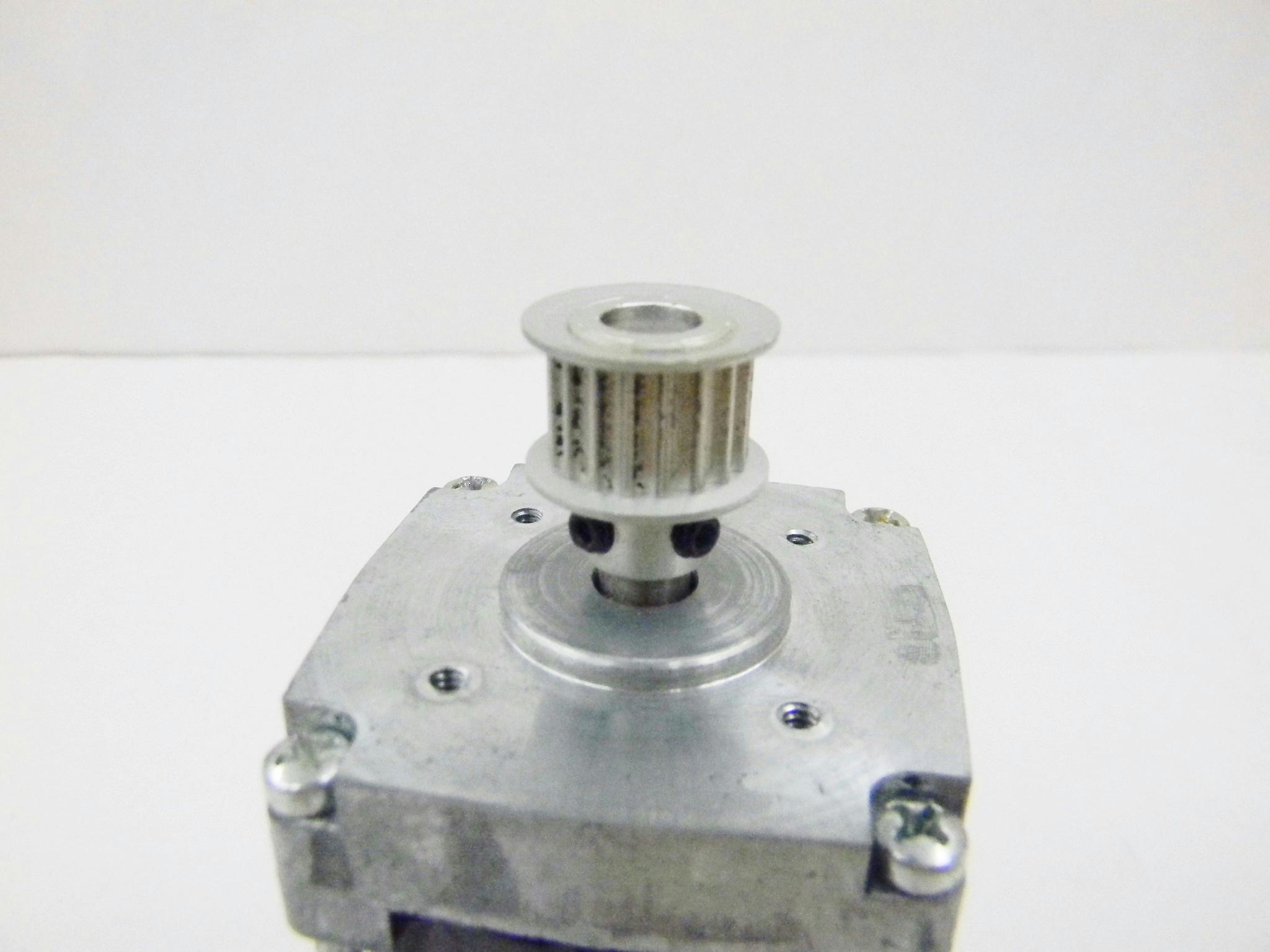 Hurst Mfg Brushless Dc Motor Enc P N4823 004 40 Vdc 2 7