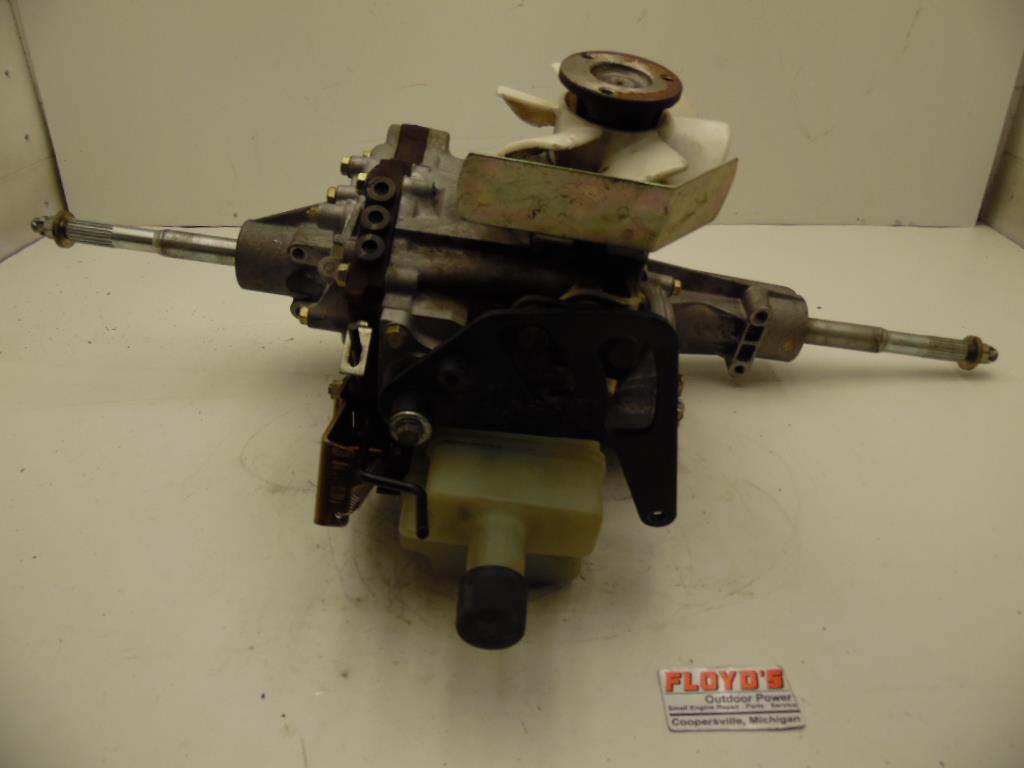 Lawn Tractor Transmissions : Honda h hsa a lawn tractor transmission transaxle