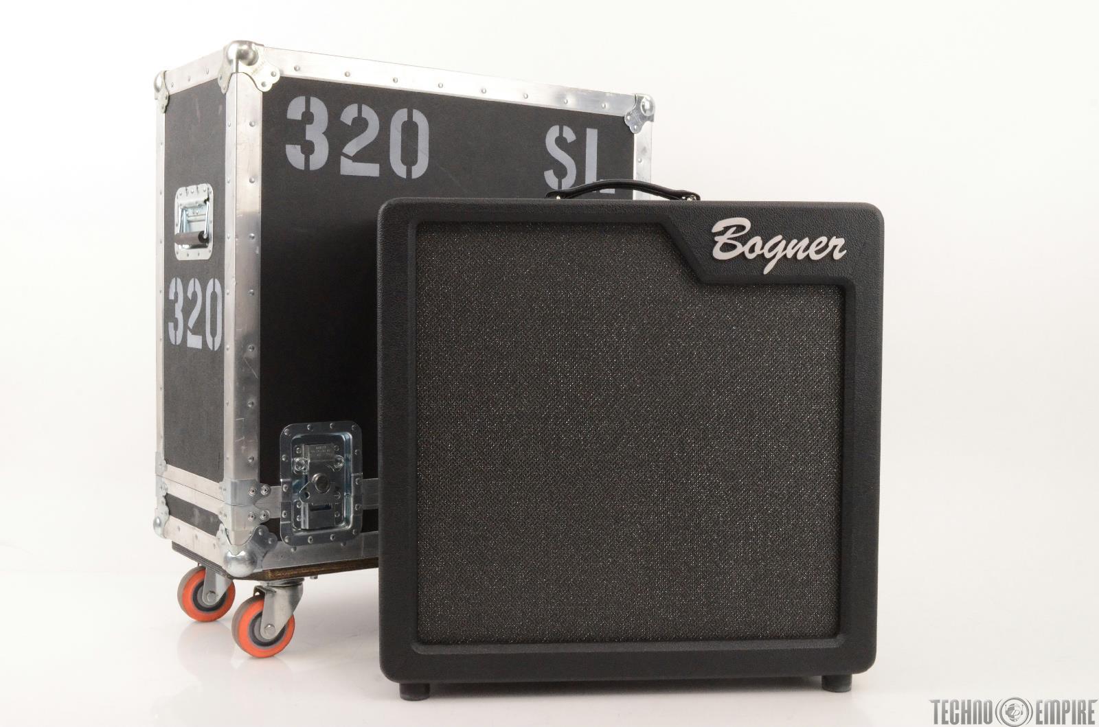 BOGNER Alchemist 2x12 Cab MOJO BV-25M 8Ω Speaker Cabinet w/ Road Case #25797