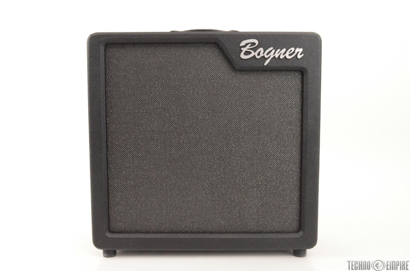 BOGNER Alchemist 2x12 Cab MOJO BV-25M 8Ω Speaker Cabinet w/ Road ...