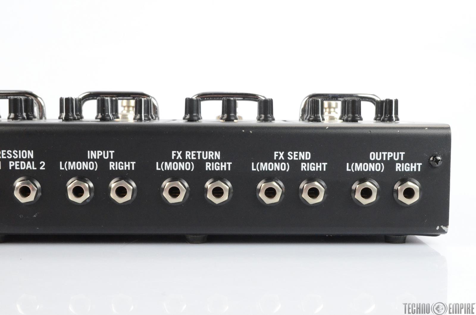 line 6 m13 stompbox modeler guitar multi effect pedal board 25832 614252005920 ebay. Black Bedroom Furniture Sets. Home Design Ideas