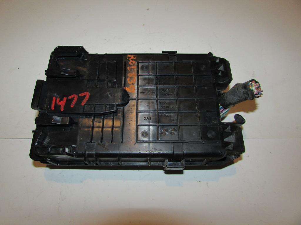 07 12 Infiniti G35 Bcm Cuerpo Mdulo De Control Bajo Cap Rel Caja Fusebox Parts Body Module Sedan Under Hood Relay Fuse Box 1477