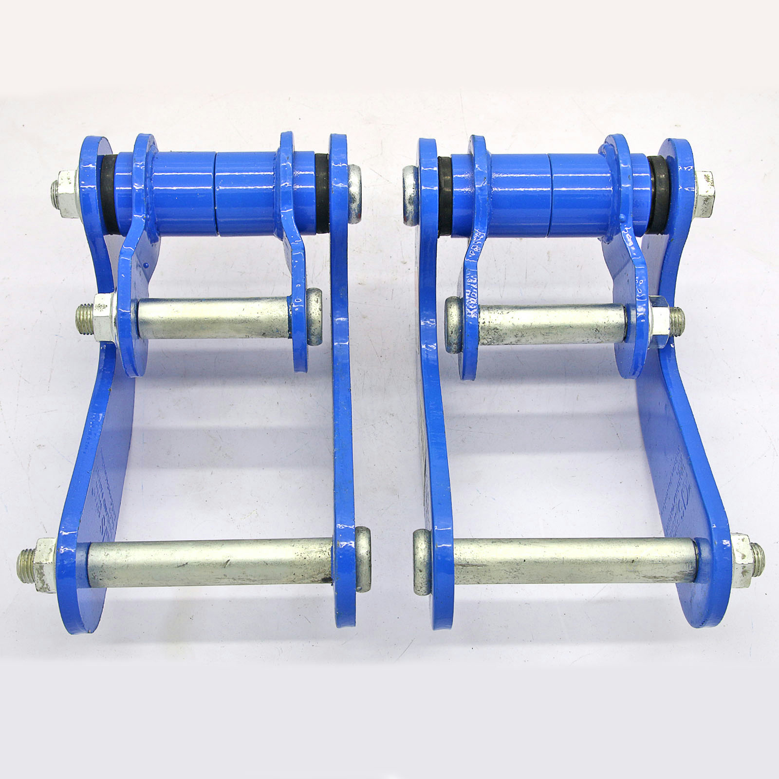 Shackle double shackles suspension isuzu holden rodeo dmax for Suspension double