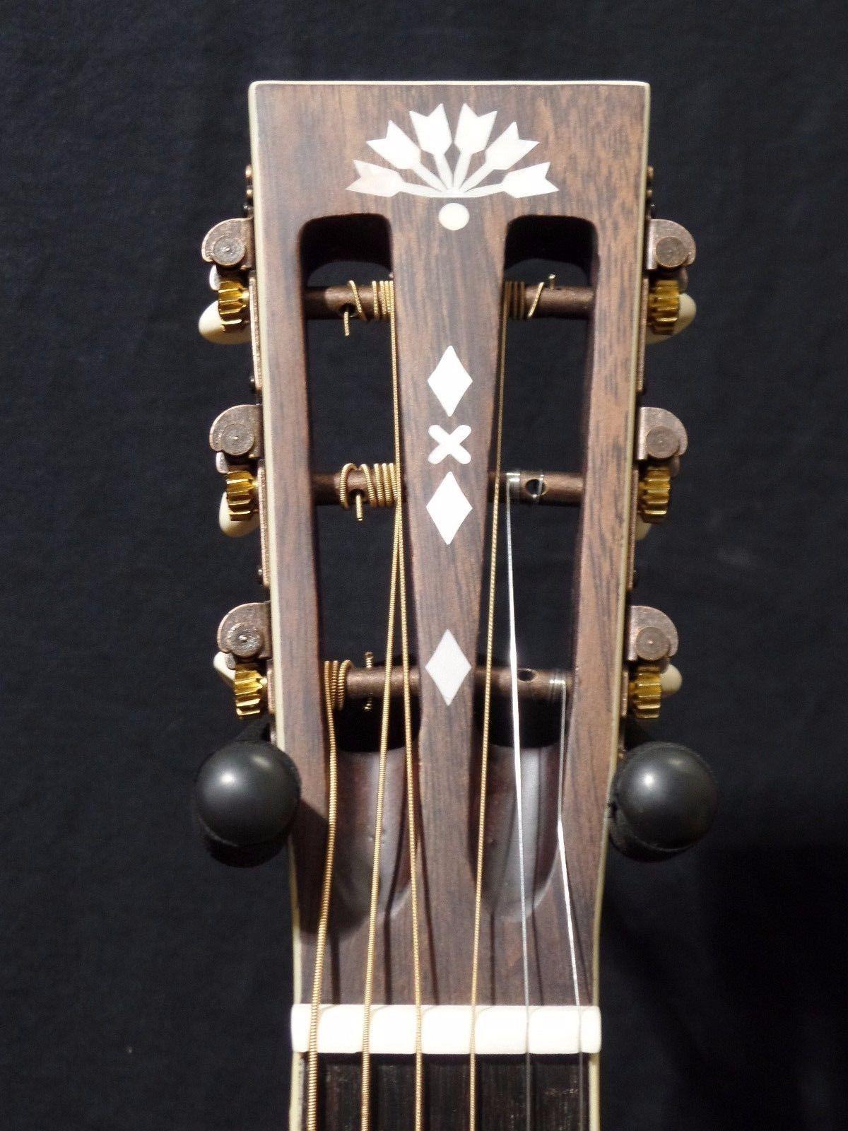washburn r319swkk vintage parlor acoustic guitar hard shell case 0492 801128709086 ebay. Black Bedroom Furniture Sets. Home Design Ideas