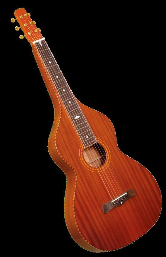 Gold Tone Sm Weissenborn Acoustic Lap Steel Guitar  Hawiian