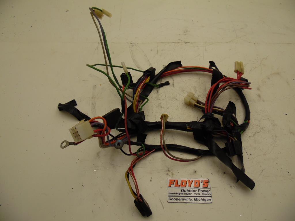 sears garden tractor wiring diagram cub cadet 1541 garden tractor wiring harness 925 3201 ebay garden tractor wiring harness #11
