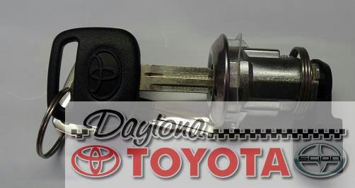 2013 Toyota Highlander For Sale >> OEM TOYOTA CAMRY HIGHLANDER RAV4 SCION TC GLOVE BOX LOCK AND KEYS 69056-06040 | eBay
