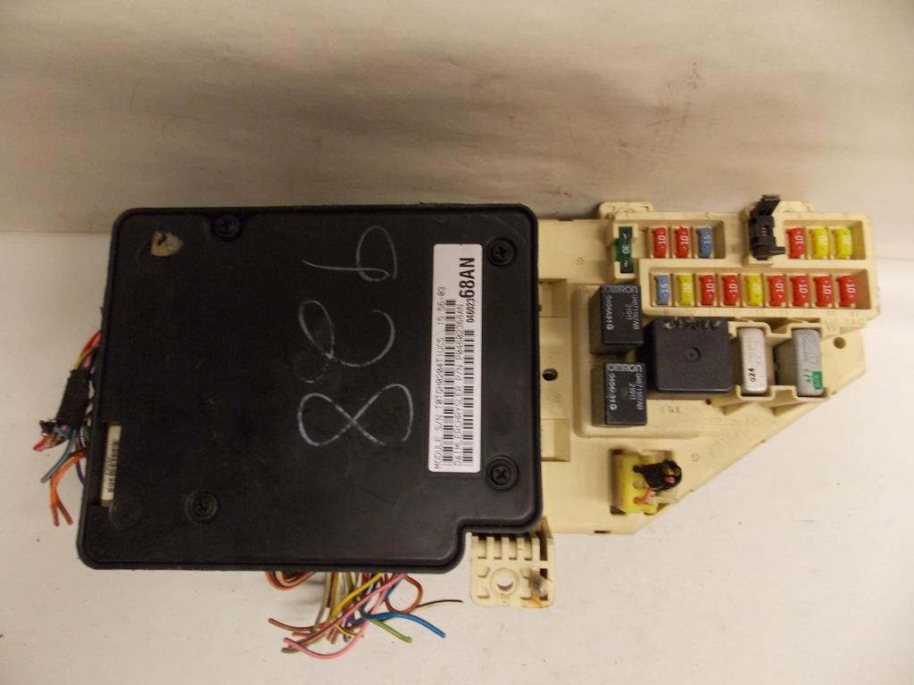 28103181 04 04 chrysler sebring 2 7l v6 under hood relay fuse box block fuse box warranty at soozxer.org