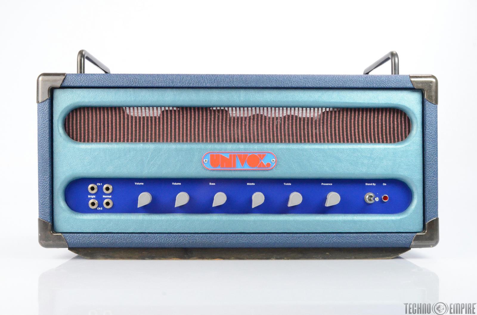 1978 UNIVOX U-1061 Bass Tube Amplifier Amp 100 Watt Rare Color!  #24845