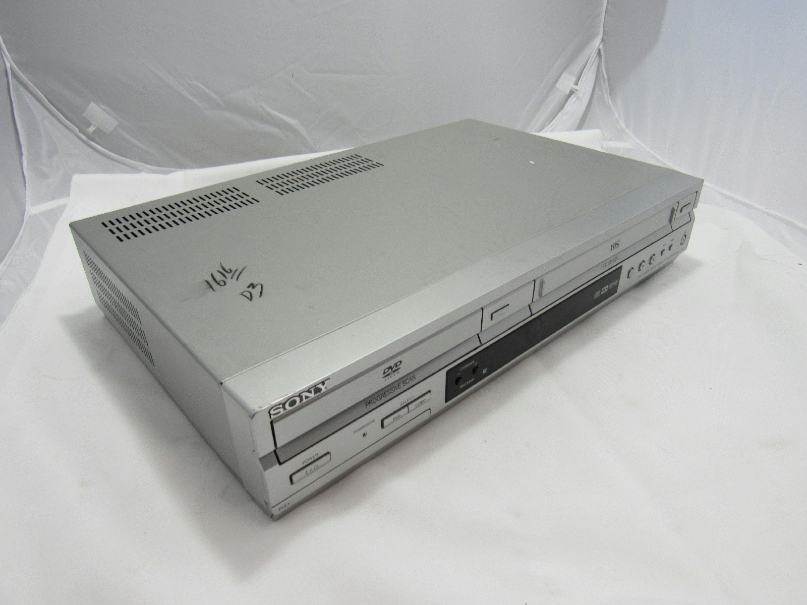 how to connect dvd vcr to sony tv