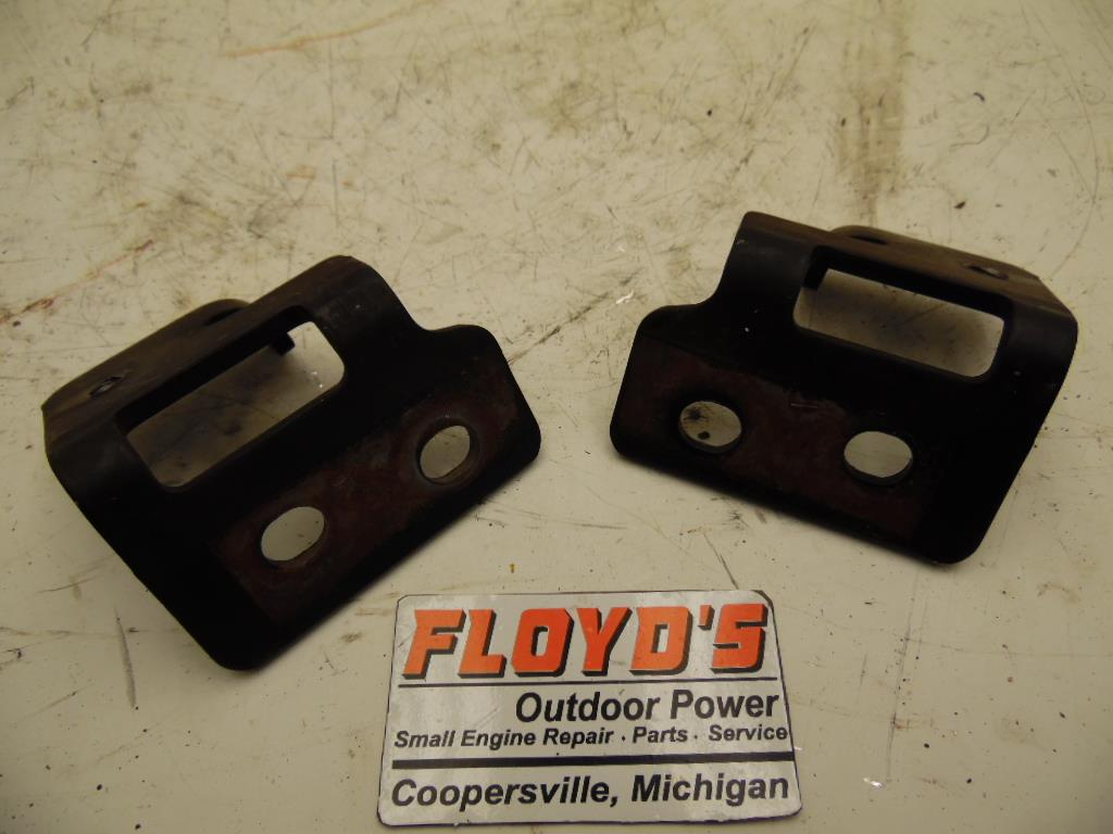 Tractor Supply Hinges : Craftsman gt lawn tractor hood hinge pivot brackets