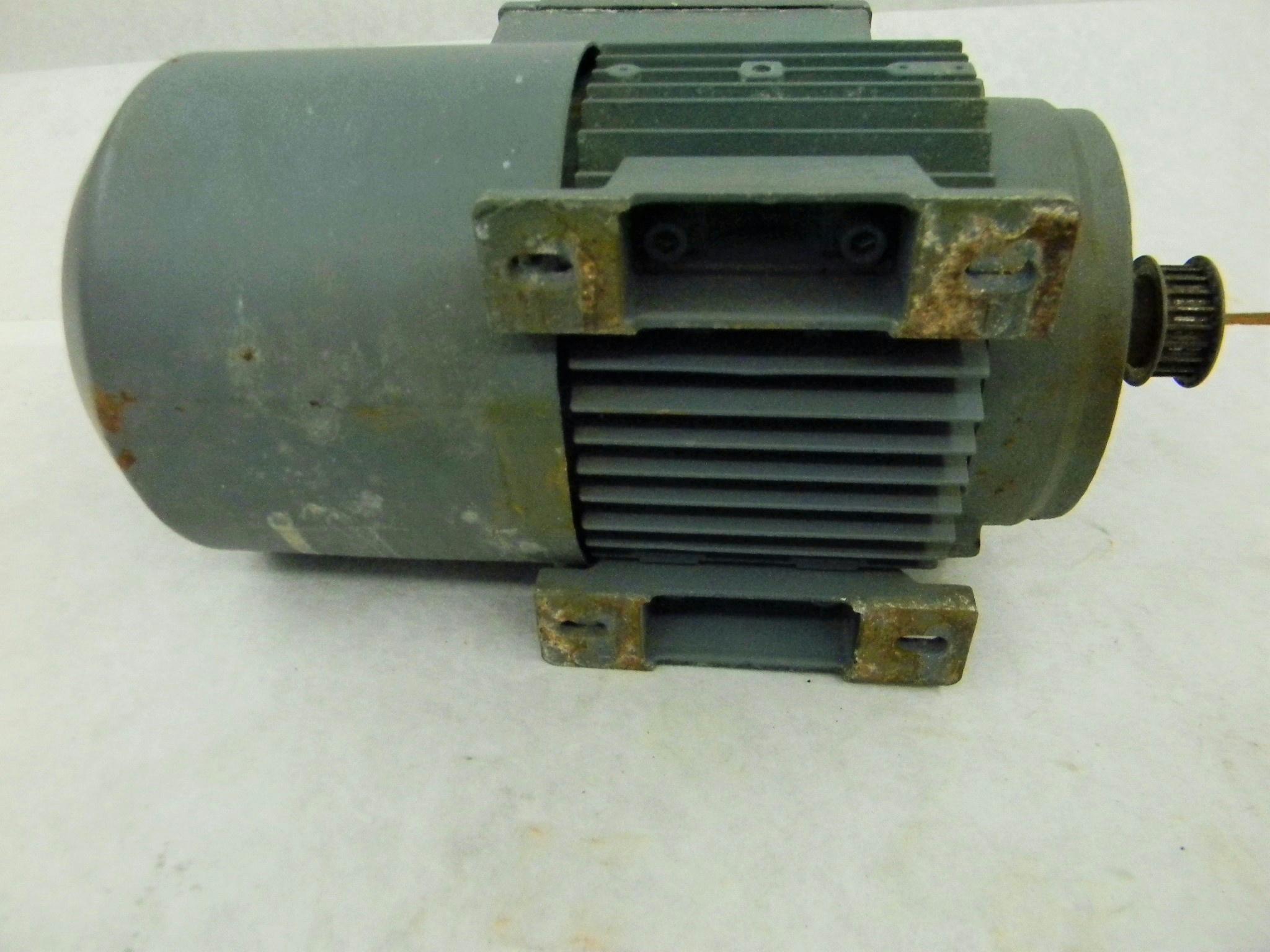Sew Eurodrive Dt71c4bm Gear Motor 1700 Rpm V 266 460