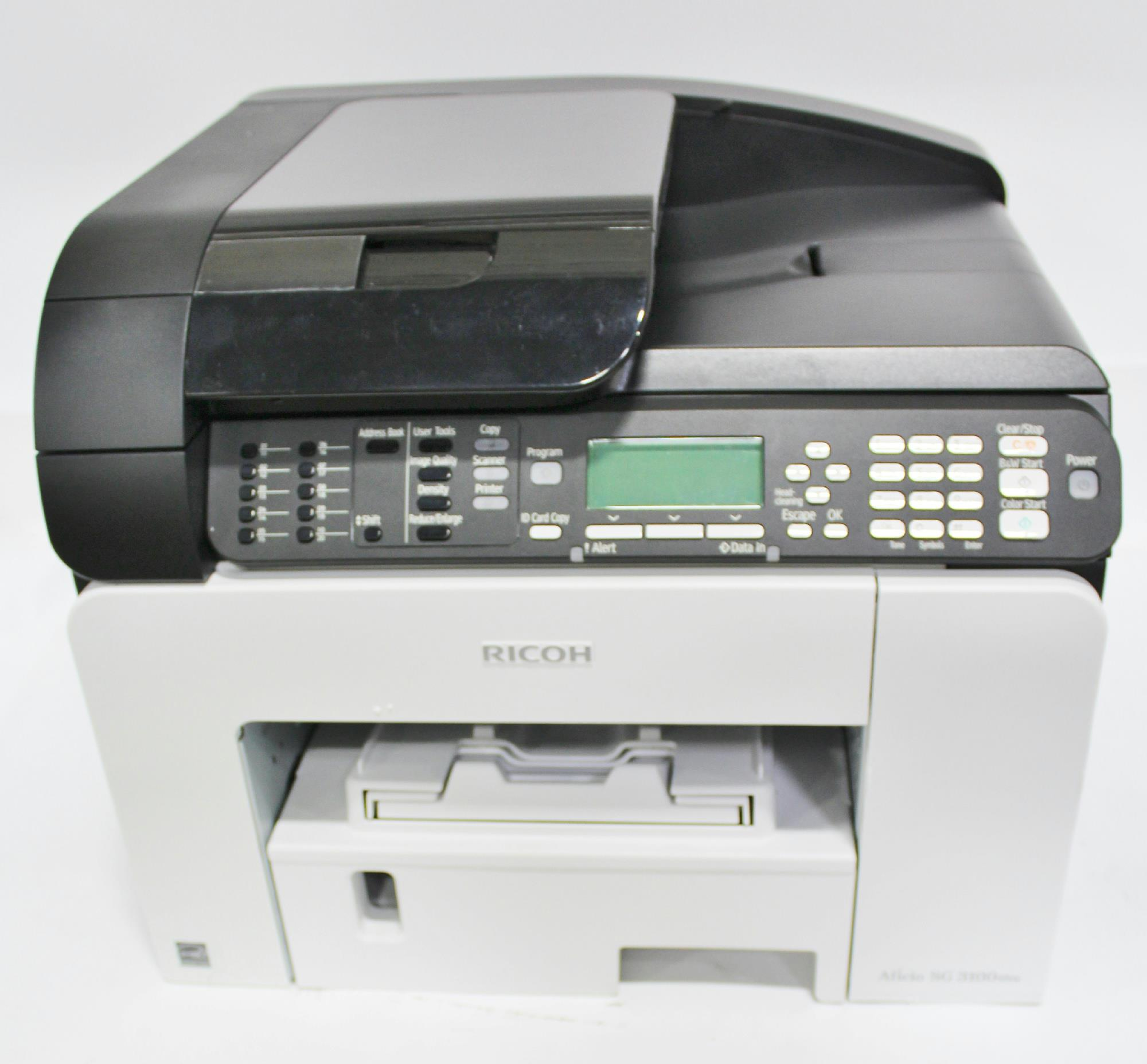 Ricoh Aficio SG 3110SFNw PCL 5c Drivers for PC