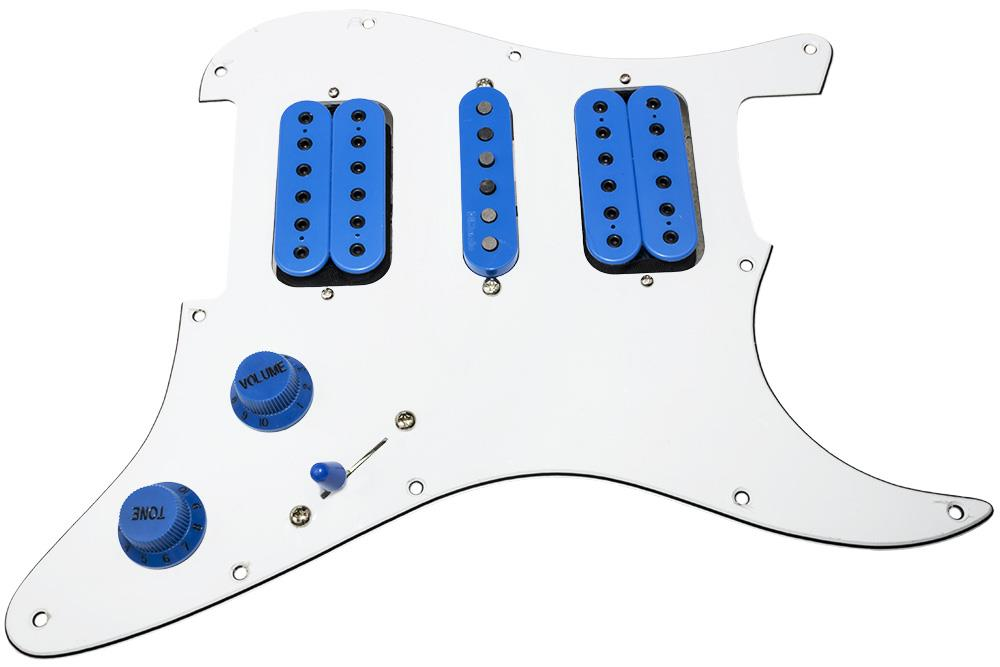 5 way guitar switch wiring diagram loaded hsh strat pickguard  dimarzio evolution set  vai  loaded hsh strat pickguard  dimarzio evolution set  vai