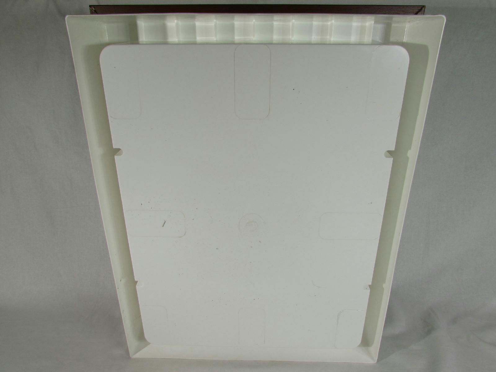 Custom Wood Grain Plastic Rv Medicine Cabinet Actual