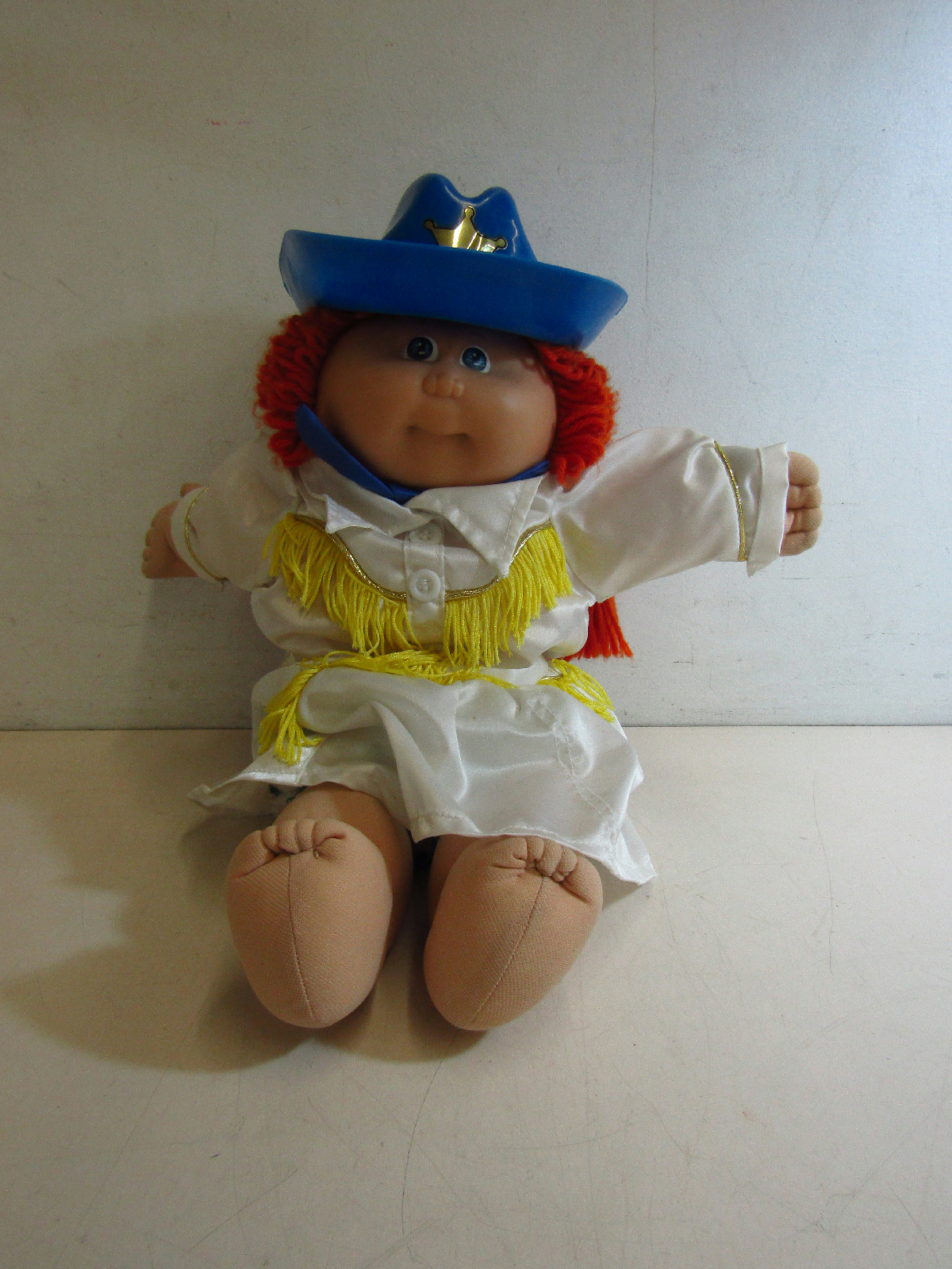 Ebay cabbage patch doll red hair