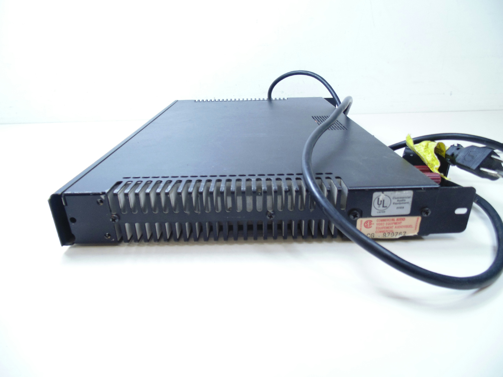 Vintage-Peavey-CS-200-X-Professional-Stereo-Power-
