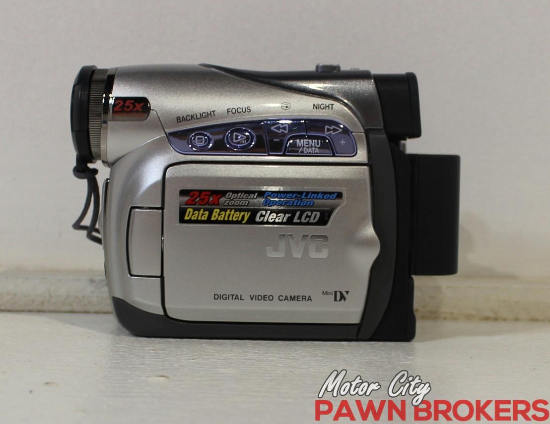 Jvc Gr-d250u - 800x Digital Zoom