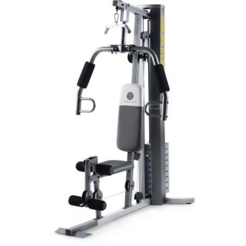 Pallet Gold S Gym Xrs 50 Home Gym With High And Low