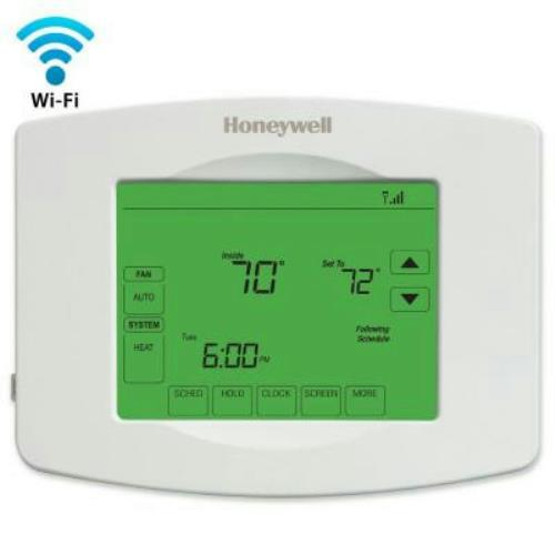 Honeywell Wi Fi Programmable Touchscreen Thermostat Model