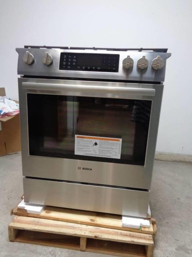 Bosch Countertop Stove : Details about BOSCH HDI8054U 30
