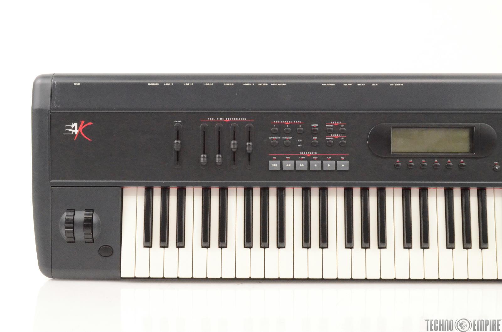 Эмулятор синтезатора для клавиатуры