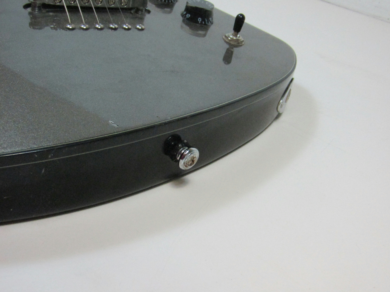 ibanez electric guitar destroyer iceman type body parts or repair. Black Bedroom Furniture Sets. Home Design Ideas